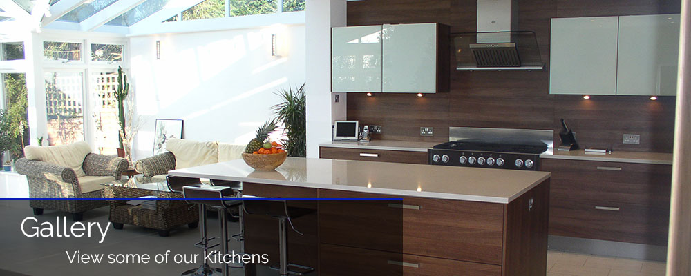 View our Kitchen Gallery